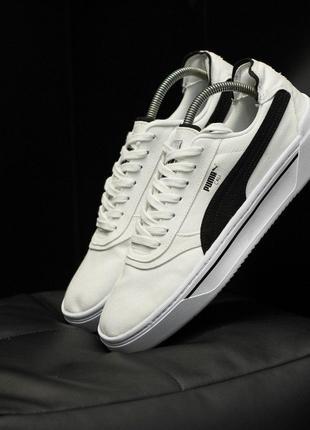 Puma Cali (белые)