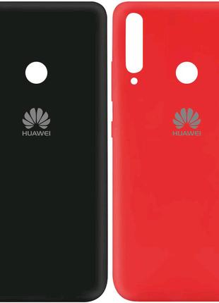 Чехол Silicone Cover для Huawei P40 Lite E