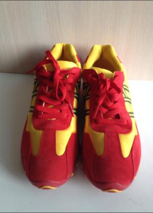 Летние текстильные кроссовки olуmpia