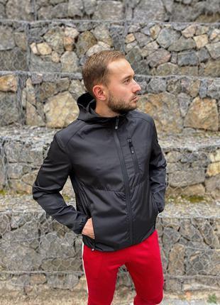 Мужская куртка Ветровка плащевка канада премиум качества