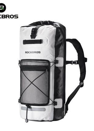 Рюкзак водонепроницаемый Rockbros 20L, велорюкзак, велосумка, ...