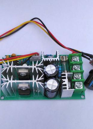 Шим, контроллер скорости, мощности 6-60v 20a