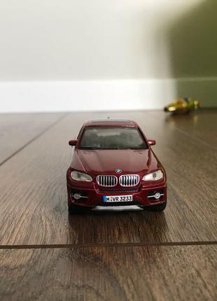 """Игрушка """"BMW X6"""""""