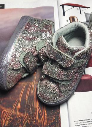 Гламурные кеды, ботинки next 5ка