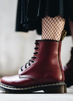 Черевики dr. martens smooth leather original