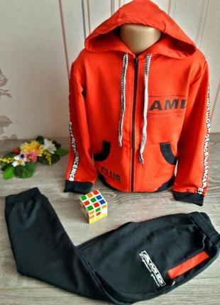 Спортивний костюм для дівчаток амd