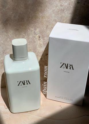 Духи zara femme 200мл/парфуми/туалетная вода/парфюм/духи зара