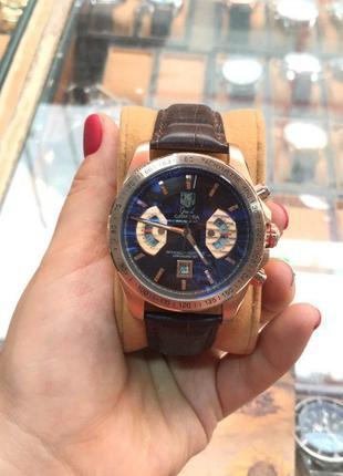 Наручные Часы Tag Heuer Grand Carrera Код товара: 1021-0063