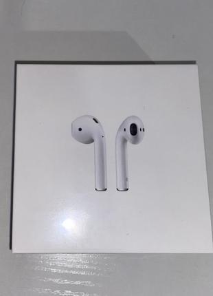 Продам Apple Airpods 2 (2е поколение)