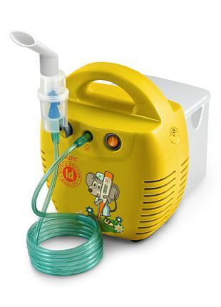 Ингалятор компрессорный Little Doctor LD 211C (желтый), детский