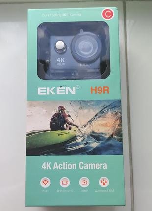 ЭКШН камера Eken H9R 4K WiFi Black