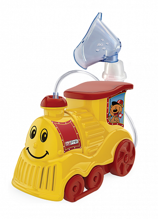 Ингалятор компрессорный Turbo Train (Dr.Frei) для детей, детский