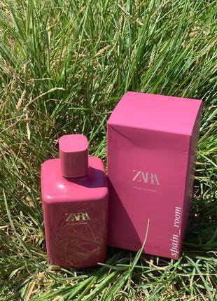 Духи zara pink flambé 200мл/парфюм /туалетная вода /парфуми/ду...