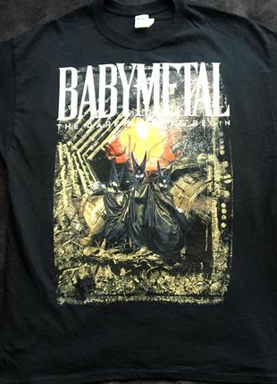 Футболка Babymetal XL The Dark Knights Begin