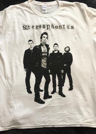 Футболка Stereophonics UK Tour 2012 XL