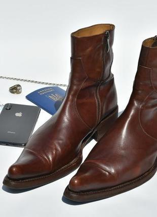 Gianmarco lorenzi оригинал!! мужские итальянские казаки туфли ...