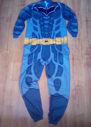 Слип / пижама/ кигуруми/костюм бэтмен