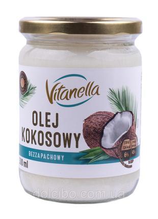 Масло кокосовое 500 мл