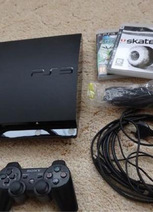 Sony Playstation 3 Slim 500 gb HEN