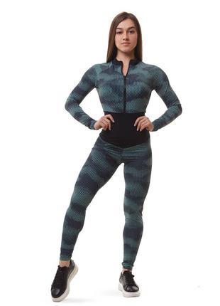 Купить комбинезон женский для йоги