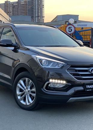 Hyundai Santa FE TOP NAVI OFFICIAL 2017