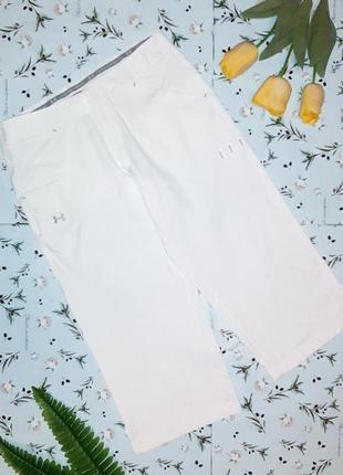 🌿1+1=3 фирменные белые женские шорты бриджи under armour, разм...