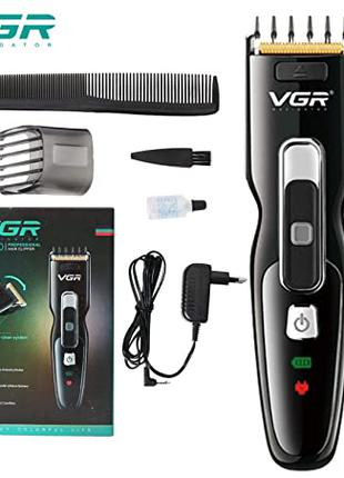 Машинка для стрижки VGR V-040 для стрижки волос стайлер