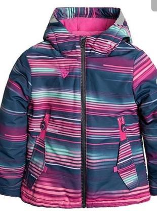 Термо куртка для дівчинки cool club