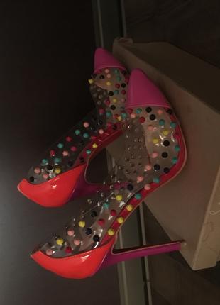 Туфли Louboutin
