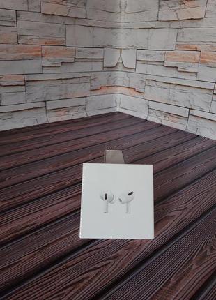 Блютуз Стерео гарнітура Apple Airpods Pro Люкс 1в1