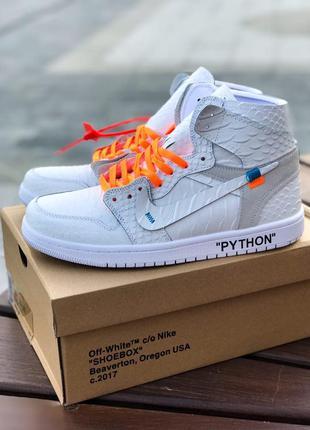 Nike air jordan python