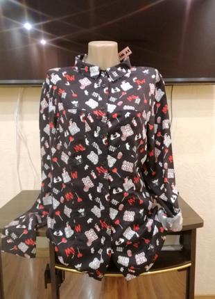 Рубашка - блуза Tally Weijl p40/42