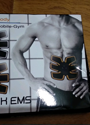 Миостимулятор EMS TRAINER Beauty Body для мышц пресса