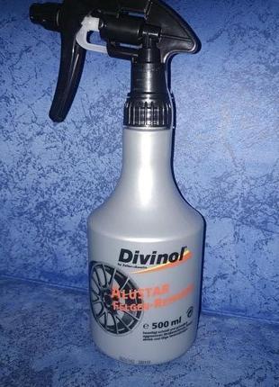 Очиститель для колесных дисков Divinol Alufelgenreiniger (500мл.)