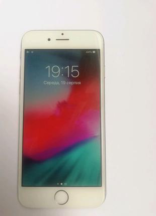 Iphone 6 Neverlock 16 gb silver