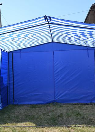 Торговая палатка размер 4х2