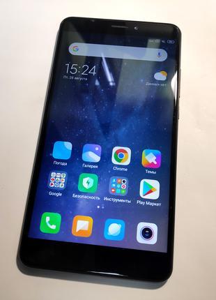 Телефон Xiaomi Mi Max 2 4/64 международная версия (Global) бу