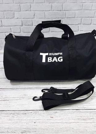 Сумка спортивная мужская, чоловіча спортивна сумка, сумка чере...