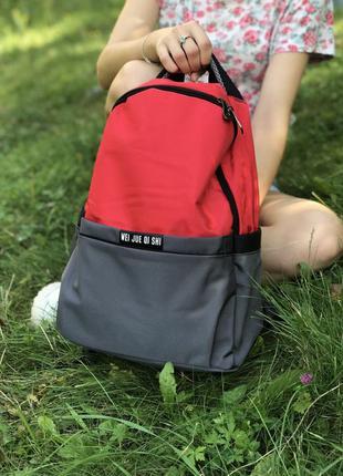 Женский спортивный рюкзак. сумка спортивная женская