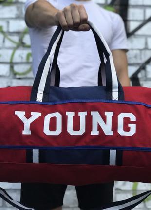 Мужская спортивная сумка, дорожная сумка мужская