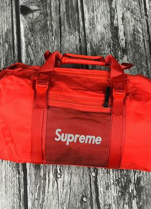 Спортивная сумка мужская Supreme, чоловіча спортивна сумка