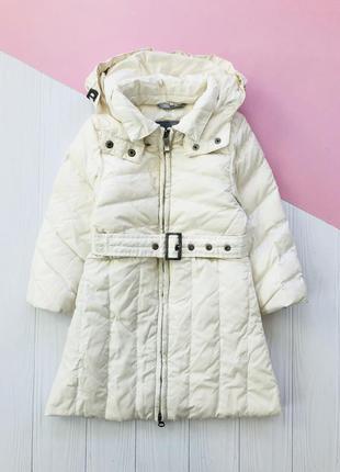 Пуховик пальто куртка на пуху hetrego