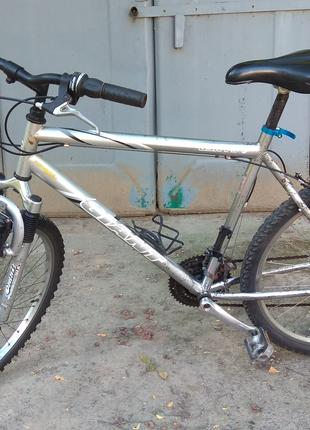 Велосипед GIANT,рама хром,из Германии.