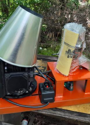 Гранулятор 2.2 кВт до 60 кг.час матрица 120 мм