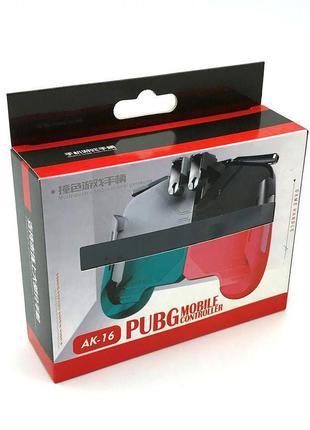 Джойстик для мобильного телефона AK-16 PUBG Black