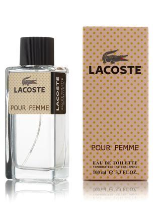Lacoste Pour Femme EDТ (Ж) 100мл