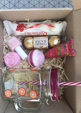 Подарочный набор для девочек 10 - 12 лет