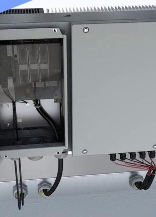 Мережевий інвертор Huawei SUN2000 - 33 KTL-A (30 кВт, 3-х фазний
