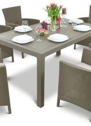 Комплект садовой мебели Allibert Keter Verona Set