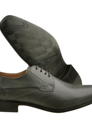 Мужские кожаные туфли Dockers 44 размер в оригинальной коробке MP